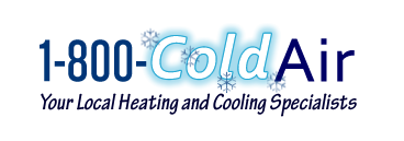 Logo for 1-800-Cold Air